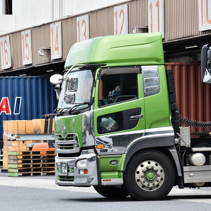 需要が右肩上がりの運輸業界