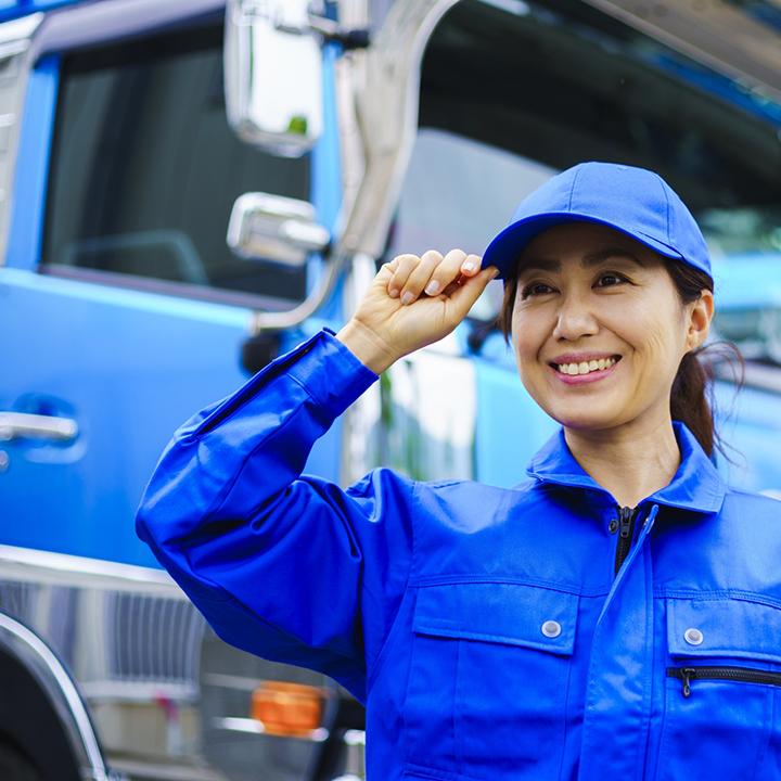 求人が豊富なだけでなく検索もしやすい「Driver Job」